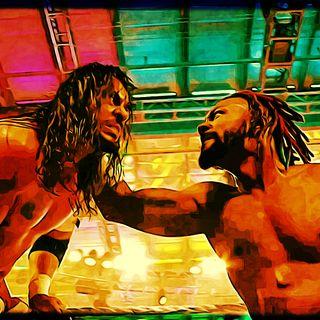 THE EVERYMAN WRESTLER or SCARLET MOON (Wrestling Soup 10/13/21)