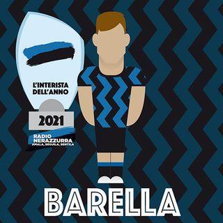 L'Interista Dell'Anno 2021 - Nicolò Barella