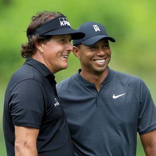 The Golf Show: Preview of Phil/Tiger shootout, LPGA Recap, Ryder Cup Captain predictions