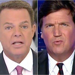 FOX NEWS INFIGHTING & TRUMP ADMINISTRATION IMPLODES