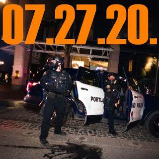 Rights vs Riots | 07.27.20.