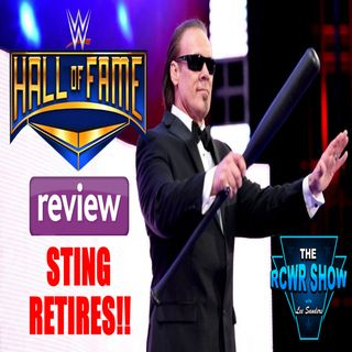 WWE Hall of Fame 2016 Reaction Show 4-2-16