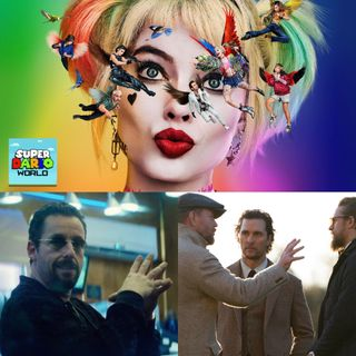 SDW Ep. 119: Birds of Prey & Other Trailers