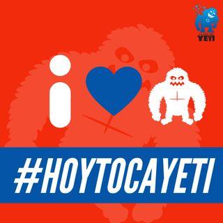 La Era Del Yeti - 14/02/19 - El amor en tiempos del Yeti (Parte 2) / Microsoft y su consola portatil y mucho más!