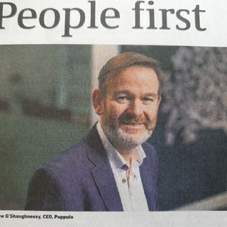 The People-First Vision With @poppuloTech E456 #audiomo