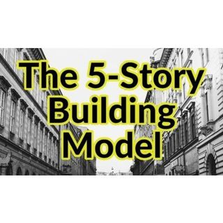 Claude Anderson's 5 Floor Building Model: 619-768-2945
