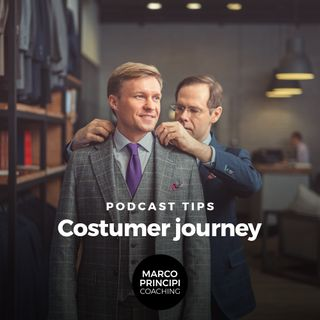 "Podcast Tips""Costumer journey"""