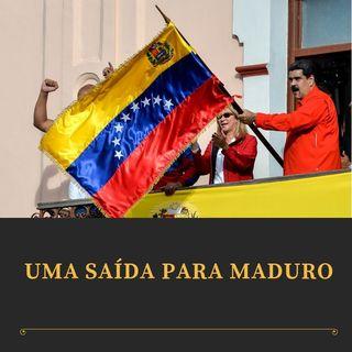 Editorial: Uma saída para Maduro