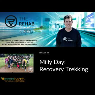 Milly Day: Recovery Trekking. An Alternative To Rehab