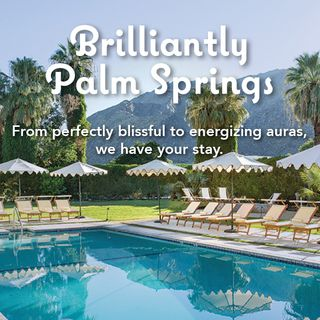 Palm Springs Preferred Small Hotels - Kimberlis Munkres and Karina Castaneda on Big Blend Radio