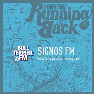 SignosFM Primer Contacto Andrea Franz presenta Running Back