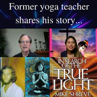 Former Kundalini Yoga Teacher Shares His Story-Mike Shreve & Jeri Kozak of Amasian Grace Radio
