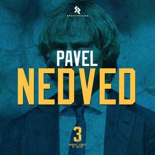 Pavel Nedved: dall' ammonizione letale alla serie B con la Juventus