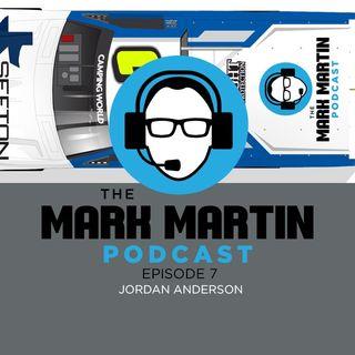 Episode 7 Jordan Anderson