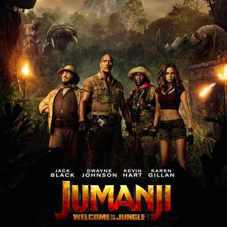 Damn You Hollywood: Jumanji: Welcome to the Jungle Review