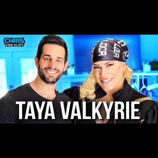 Taya Valkyrie on marrying John Morrison, Impact Wrestling, Lucha Underground, Austin Aries' comments