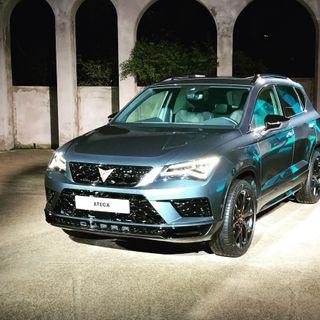 Nyt spansk performance-mærke leverer 300 hk power-SUV - gæsten er Frederik Frey fra Bilmagasinet