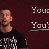 Cm punk calls YOU bitch
