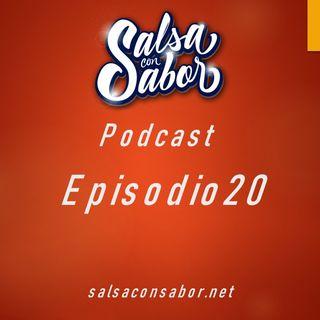 Episodio 20 Estrenos Salsa 2020