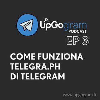 Telegraph di Telegram, come funziona Telegra.ph