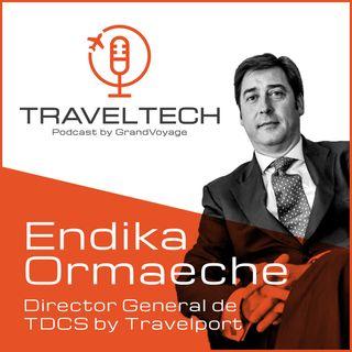 La revolución de los GDS en las agencias de viaje con Endika Ormaeche