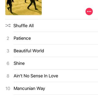 Album Highlights: Beautiful World- Take That