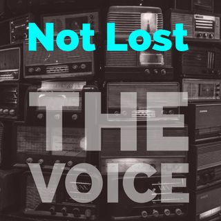 THE VOICE - NOT LOST
