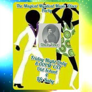 The Magical Mystical Music Show 4-17-2021