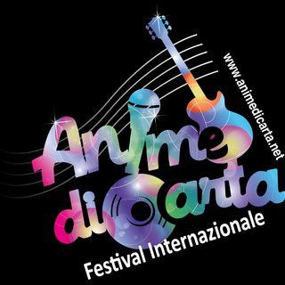 In RADIO :) 9 Maggio 2019 - Festival ANIME di CARTA presentato da Emanuela Petroni al Boogie Club