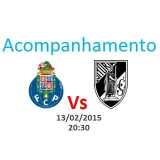 Portugal - Porto vs Guimarães