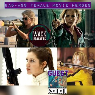 E52 - Bad-Ass Female Movie Characters w/Shoot the Flick : It's LevioSO, not LevioSA