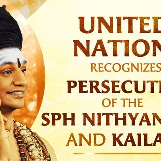 UN recognizes persecution of SPH