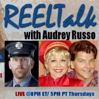 REELTalk: 9-11 Firefighter Tim Brown and Two For The Show's Dorothy Dale Kloss and Ken Prescott