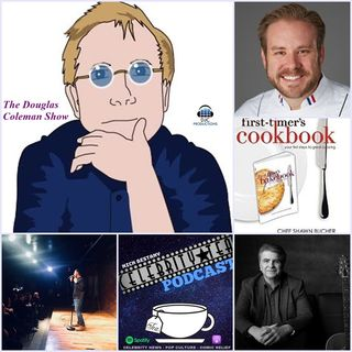 The Douglas Coleman Show w_ Chef Shawn Bucher and Nick Bestany