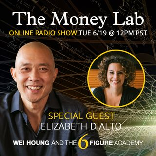 "Episode #68 - The ""Never Enough to Always More"" Money Story with guest Elizabeth Dialto"