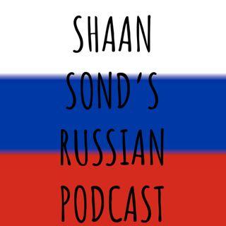 Shaan Sond's Russian & Korean Podcast