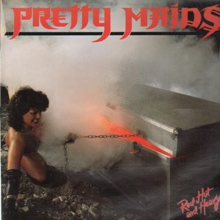 1-14 PRETTY MAIDS - Back To Back