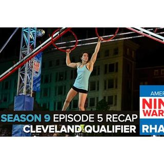 American Ninja Warrior 2017 | Episode 5 Cleveland Qualifying Podcast