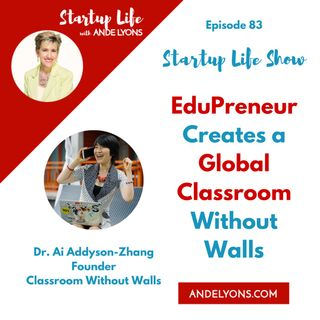 EduPreneur Creates a Global Classroom Without Walls
