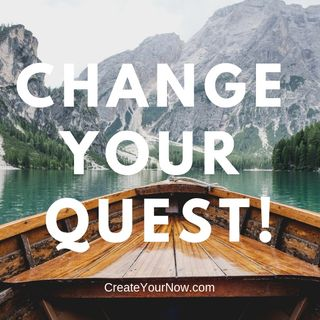 1503 Change Your Quest!