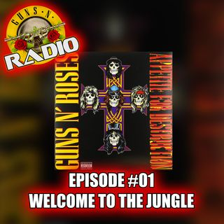 GNRadio #001 Welcome to the Jungle