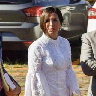 Rosario Robles es trasladada a Reclusorio Sur para audiencia