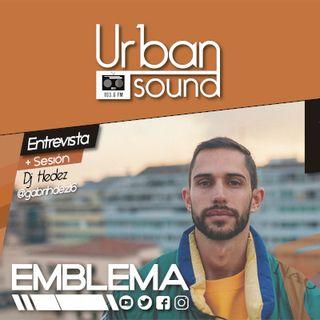 Urban Sound entrevista a Emblema
