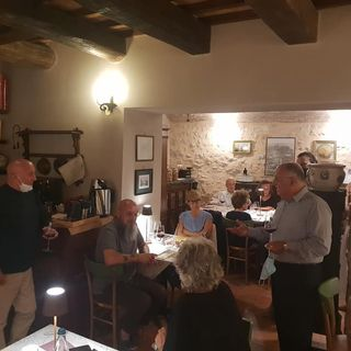 Guided tasting of Nicola Venditti wines