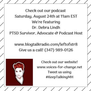 Mental Health Advocate, Doctor, and Author - Dr. Debra Lindh