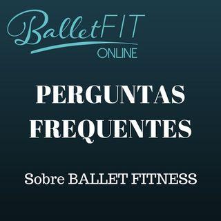 Perguntas sobre Ballet Fitness feitas em mídias sociais