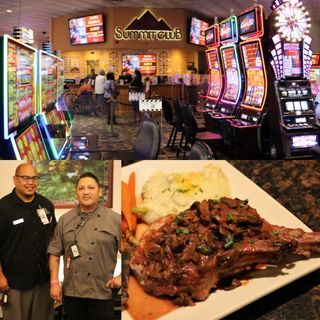 Big Blend Radio - Eagle Mountain Casino and The River Steakhouse