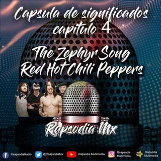 Descifrando The Zephyr Song