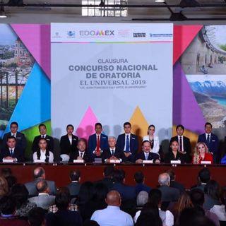 Entrevistas del Concurso Nacional de Oratoria del Universal (28 septiembre 2019)
