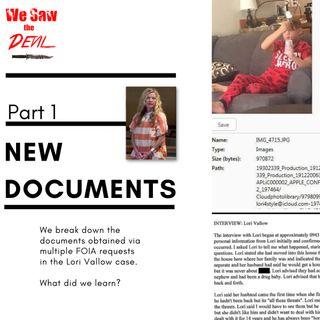 Lori Vallow Case MASSIVE Document Drop! (Part I)